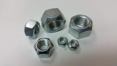 Cone Lock Nuts